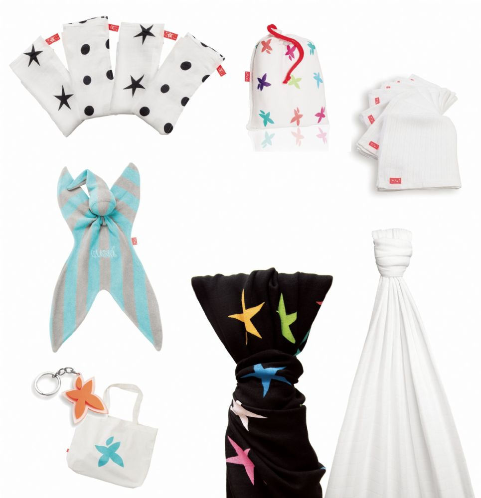 Cuski Unisex Baby Gift Set Bundle